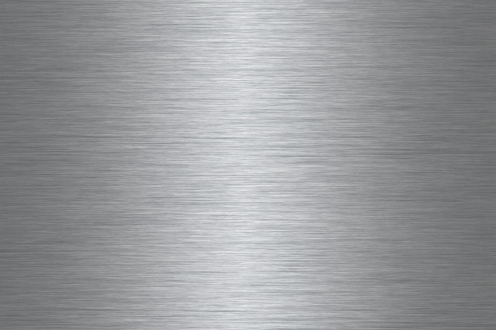 Brushed Aluminum Garage Door Panels