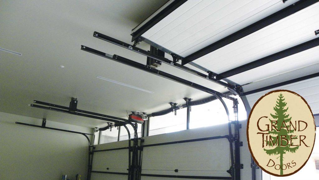 Interior Garage Door Rails & Motors